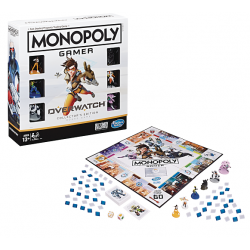 MONOPOLY - OVERWATCH Limited Edition (UK) 176014  Bord Spellen