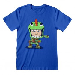 FORTNITE - T-Shirt Kids Rex (7-8 ans) 176222  T-Shirts Fortnite