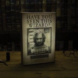 HARRY POTTER - Luminart 30 x 20 - Sirius Black 167637  Luminart