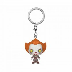Pocket Pop Keychains : IT Chaper 2 - Pennywise with Open Arms 176478  Sleutelhangers