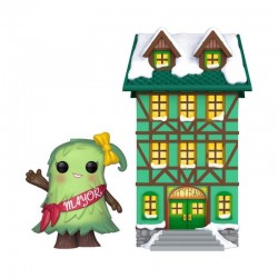 HOLIDAY - Bobble Head POP TOWN N° xx - Town Hall 176485  Kerstmis - Christmas