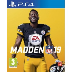 Madden NFL 19 (UK Only) Playstation 4 167039  Playstation 4