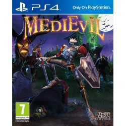 Medievil - Playstation 4 176517  Playstation 4