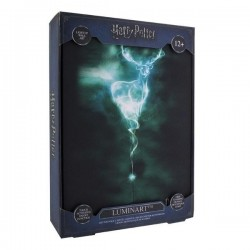 HARRY POTTER - Luminart 30 x 20 - Patronus 167634  Luminart