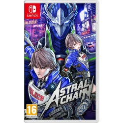 Astral Chain $- Nintendo Switch