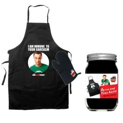 BIG BANG THEORY - Apron and...