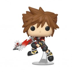 KINGDOM HEARTS 3 - Bobble Head POP N° xxx - Sora with Ultima Weapon 176576  Bobble Head