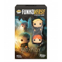 HARRY POTTER - Funkoverse 101 - Expandalone 'FR' 176606  Funkoverse Strategy Game