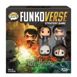 HARRY POTTER - Funkoverse 100 - Base Set 'UK' 176607  Funkoverse Strategy Game