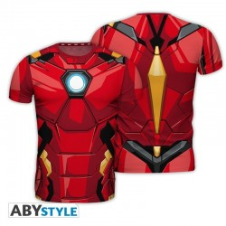 MARVEL - T-Shirt COSPLAY - Iron Man (S) 176643  T-Shirts