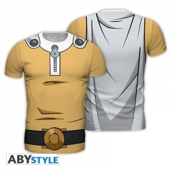 ONE PUNCH MAN - T-Shirt COSPLAY - Saitama (S) 176655  T-Shirts One Punch Man