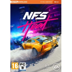 Need for Speed Heat - PC 176712  Nieuwe imports