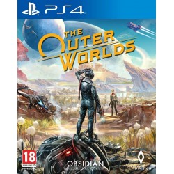The Outer Worlds - Playstation 4 176721  Playstation 4