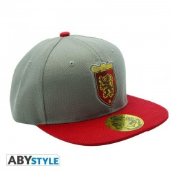 HARRY POTTER - Cap - Grey & Red - Grynffindor 176740  Harry Potter Petten & Caps