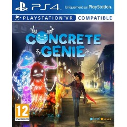 Conrete Genie (Playstation VR) - Playstation 4 176743  VR Games & Accessoires
