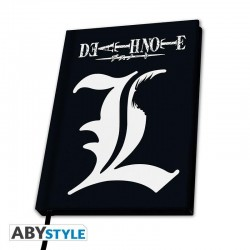 DEATH NOTE - Notebook A5 - L 176788  Notitie Boeken