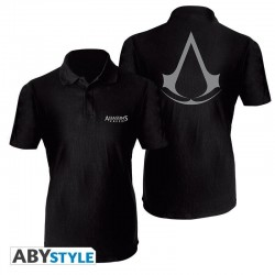 ASSASSIN'S CREED - Polo - Crest (L) 176808  Polo's Assassin's Creed