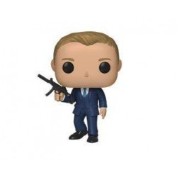 MOVIES - Bobble Head POP N° xxx - James Bond - Quantum Of Solace 176835  Funko Pops