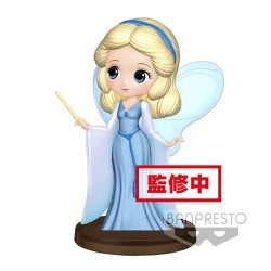 DISNEY - Q posket Mini Girls - Blue Fairy - 7cm 176853  Disney Q-Posket