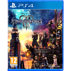 Kingdom Hearts 3 - Playstation 4 167601  Playstation 4