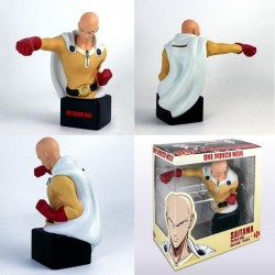 ONE PUNCH MAN - Saitama Bust Bank - Serious Version 20 cm 177038  Spaarpotten