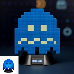 PAC-MAN - Mini Lamp Turn to Blue Ghost - 10cm 177115  Deco, Wand, Kamer & Nacht Lampen
