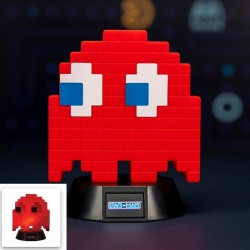 PAC-MAN - Mini Lamp Turn to Red Ghost - 10cm 177116  Deco, Wand, Kamer & Nacht Lampen