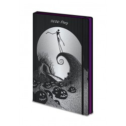 THE NIGHTMARE BEFORE CHRISMAS - Diary Pumpkin King 2020 177133  Dagboeken - Diaries