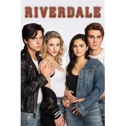 RIVERDALE - Poster 61X91 - JUGHEAD AND ARCHIE 177143  Posters