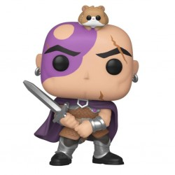 GAMES - Bobble Head POP N° xxx - Dungeons and Dragons - Minsc and Boo 177181  Bobble Head