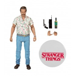 STRANGER THINGS - Action Figure - Hopper (season 3) - 18cm 177200  Stranger Things