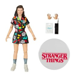 STRANGER THINGS - Action Figure - Eleven (season 3) - 18cm 177201  Stranger Things