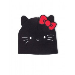 HELLO KITTY - Beanie - Kitty Shaped Ears 177240  Beanie
