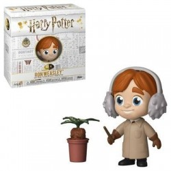 HARRY POTTER - 5 Star Vinyl Figure 8 cm - Ron Herbology 172114  Harry Potter Figurines