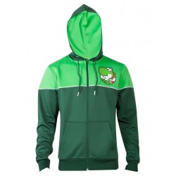 NINTENDO - Super Mario Yoshi's Adventure Men's Hoodie (M) 177271  Hoodies