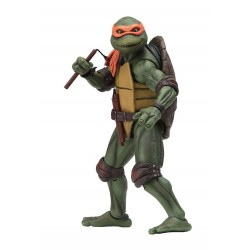 NINJA TURTLES - Action Figure - Michelangelo - 18cm 177443  TMNT Teenage Mutant Ninja Turtles