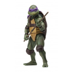 NINJA TURTLES - Action Figure - Donatello - 18cm 177444  TMNT Teenage Mutant Ninja Turtles