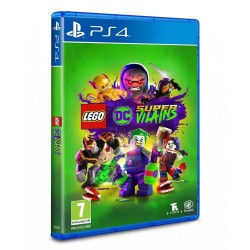 Lego DC Super Villains - Playstation 4  167566  Playstation 4