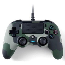 NACON WIRED OFFICIAL CONTROLLER CAMO GREEN - Playstation 4 177565  PS4 Controllers