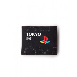 SONY - Wallet - Homme - Bifold - Playstation - Webbing 177616  Portefeuilles