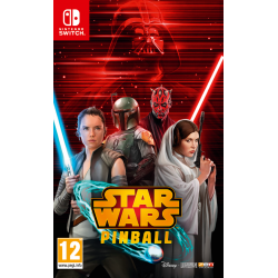 Star Wars Pinball (BOX UK) - Nintendo Switch 177659  Nintendo Switch