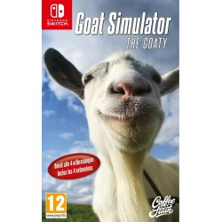 Goat Simulator Complete Edition - Nintendo Switch 177661  Nintendo Switch