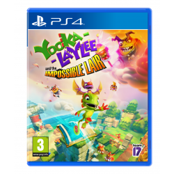 Yooka-Laylee & The Impossible Lair - Playstation 4 177667  Playstation 4