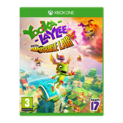 Yooka-Laylee & The Impossible Lair - XboxOne 177668  Xbox One