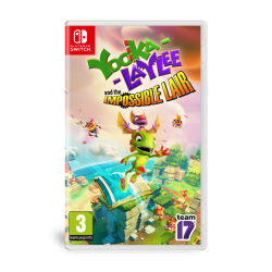 Yooka-Laylee & The Impossible Lair - Nintendo Switch 177669  Nintendo Switch