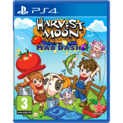 Harvest Moon - Mad Dash - Playstation 4 177678  Playstation 4