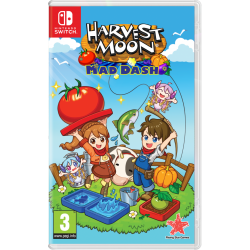 Harvest Moon - Mad Dash - Nintendo Switch 177679  Nintendo Switch