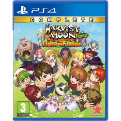 Harvest Moon - Light of Hope Complete - Special Edition Playstation 4 177680  Playstation 4