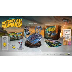 Destroy All Humans DNA Collector's Edition - XBox One 177725  Xbox One