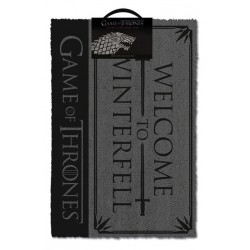 GAME OF THRONES - Door Mat 40X60 - Welcome to Winterfell